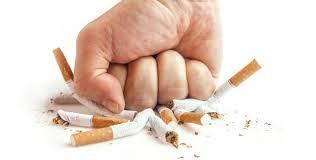 Point ecrasant cigarettes
